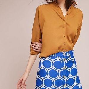 NWOT Anthropogie Maeve Kandinsky Skirt Size 10P